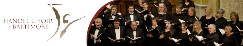 Handel Choir of Baltimore