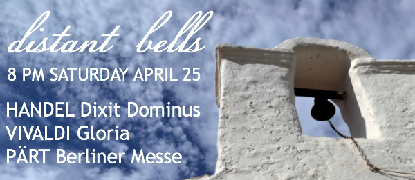 Distant Bells Sat Apr 25