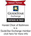 GuideStar Exchange Membership log