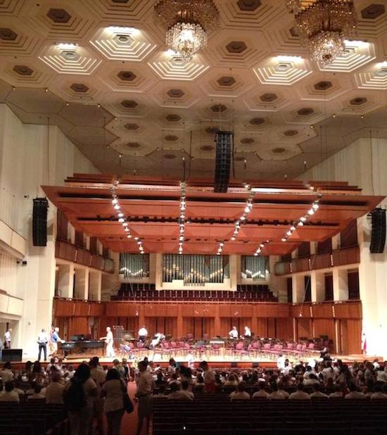 Kennedy Center Concert Hall